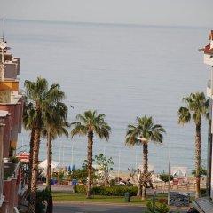 Kleopatra Aydin Hotel Турция, Аланья - 2 отзыва об отеле, цены и фото номеров - забронировать отель Kleopatra Aydin Hotel онлайн балкон