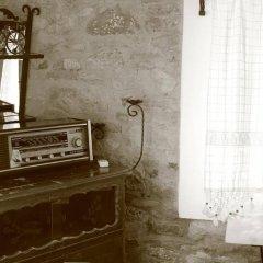 Отель Barim Pansiyon сейф в номере