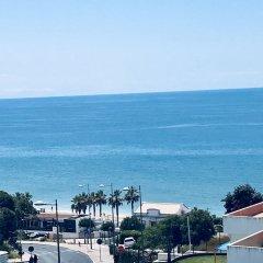 Отель Modern beach view townhouse пляж