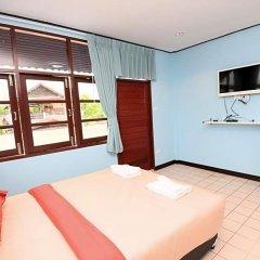 Отель Paknampran Hotel Таиланд, Пак-Нам-Пран - отзывы, цены и фото номеров - забронировать отель Paknampran Hotel онлайн комната для гостей фото 5