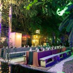 Отель Dao Anh Khanh Treehouse Ханой помещение для мероприятий фото 2