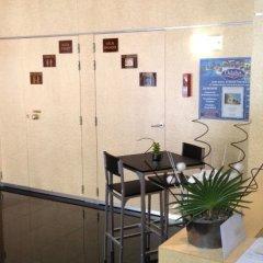 Отель Odalys City Nice Le Palais Rossini интерьер отеля фото 3