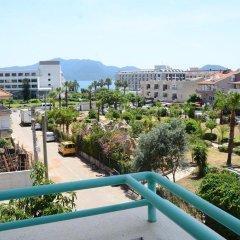 Отель Elysium Otel Marmaris балкон