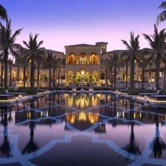 Отель One And Only The Palm Дубай приотельная территория