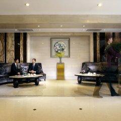 Dijon Hotel Shanghai Hongqiao Airport интерьер отеля фото 2