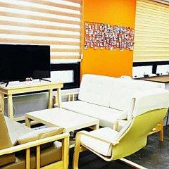 Отель CMS Inn Seoul Guesthouse интерьер отеля