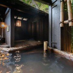 Отель Fujiya Япония, Минамиогуни - отзывы, цены и фото номеров - забронировать отель Fujiya онлайн ванная