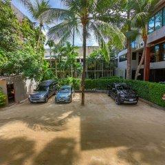 Отель Chaweng Garden Beach Resort Таиланд, Самуи - 1 отзыв об отеле, цены и фото номеров - забронировать отель Chaweng Garden Beach Resort онлайн парковка