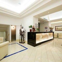 Отель Anglo Americano Италия, Рим - 2 отзыва об отеле, цены и фото номеров - забронировать отель Anglo Americano онлайн интерьер отеля фото 2