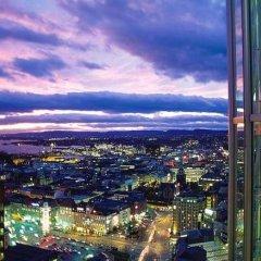 Radisson Blu Plaza Hotel, Oslo Осло балкон
