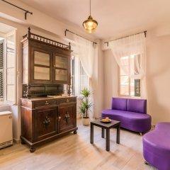 Отель Mitropolis Old Town Apartment Греция, Корфу - отзывы, цены и фото номеров - забронировать отель Mitropolis Old Town Apartment онлайн комната для гостей