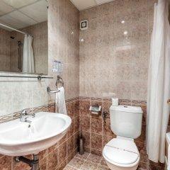 Отель Kuban Resort & AquaPark Болгария, Солнечный берег - отзывы, цены и фото номеров - забронировать отель Kuban Resort & AquaPark онлайн ванная