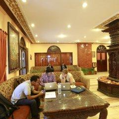 Отель Manang Непал, Катманду - отзывы, цены и фото номеров - забронировать отель Manang онлайн интерьер отеля фото 2