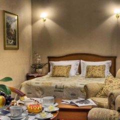 Бизнес-отель Купеческий 4* Стандартный номер разные типы кроватей фото 8