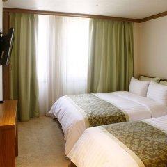 Отель J Hill Myeongdong Сеул комната для гостей фото 5