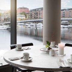 Отель Scandic Nidelven Норвегия, Тронхейм - отзывы, цены и фото номеров - забронировать отель Scandic Nidelven онлайн питание фото 2