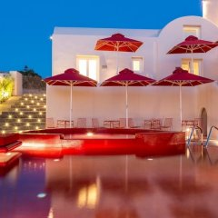 Art Hotel Santorini бассейн фото 3