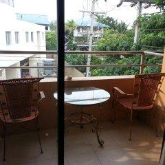 Отель Fortune Pattaya Resort балкон