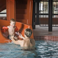 Отель Service Plus Inns & Suites Calgary Канада, Калгари - отзывы, цены и фото номеров - забронировать отель Service Plus Inns & Suites Calgary онлайн бассейн