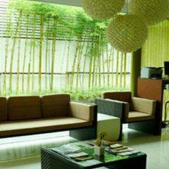 Отель Sathorn Grace Serviced Residence Таиланд, Бангкок - отзывы, цены и фото номеров - забронировать отель Sathorn Grace Serviced Residence онлайн интерьер отеля фото 2