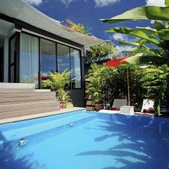 Отель IndoChine Resort & Villas бассейн фото 2