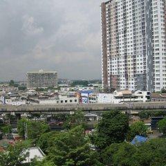 Отель Komol Residence Bangkok Бангкок пляж