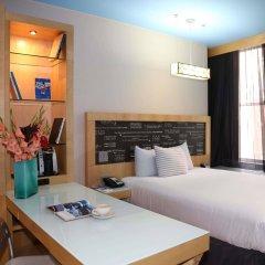 Отель TRYP By Wyndham Times Square South комната для гостей