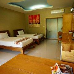 Отель Kata Garden Resort 3* Улучшенный номер с различными типами кроватей