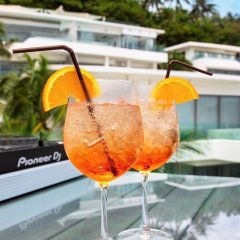Отель The View Phuket Таиланд, Пхукет - отзывы, цены и фото номеров - забронировать отель The View Phuket онлайн приотельная территория