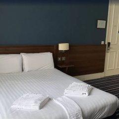 Отель Piries Hotel Великобритания, Эдинбург - отзывы, цены и фото номеров - забронировать отель Piries Hotel онлайн комната для гостей фото 3