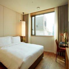 Отель Crown Park Hotel Южная Корея, Сеул - отзывы, цены и фото номеров - забронировать отель Crown Park Hotel онлайн комната для гостей