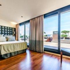 Отель Sansi Diputacio комната для гостей