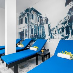Отель Hoi An Golden Holiday Villa бассейн фото 2