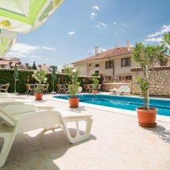 Отель Nassi Hotel Болгария, Свети Влас - отзывы, цены и фото номеров - забронировать отель Nassi Hotel онлайн бассейн