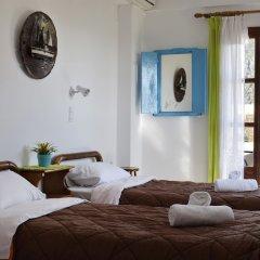 Отель Marina's Studios Греция, Остров Санторини - отзывы, цены и фото номеров - забронировать отель Marina's Studios онлайн комната для гостей фото 2