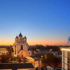 Отель Radisson Blu Калининград балкон
