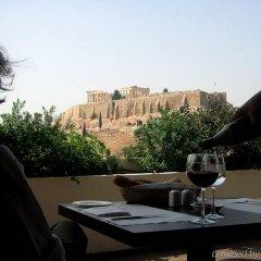 Athens Gate Hotel Афины балкон