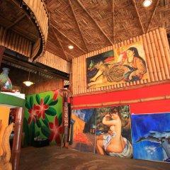 Отель Cha-Ba Bungalow & Art Gallery Таиланд, Ланта - отзывы, цены и фото номеров - забронировать отель Cha-Ba Bungalow & Art Gallery онлайн развлечения