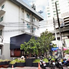 Отель White House Asoke Sukhumvit 18 Бангкок