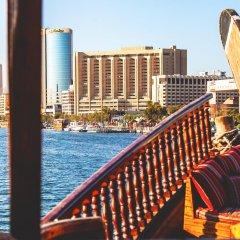 Отель Radisson Blu Hotel, Dubai Deira Creek ОАЭ, Дубай - 3 отзыва об отеле, цены и фото номеров - забронировать отель Radisson Blu Hotel, Dubai Deira Creek онлайн балкон