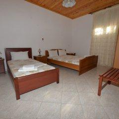 Отель Studios Kostas & Despina сейф в номере