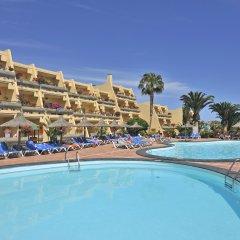 Отель Sol Fuerteventura Jandia бассейн фото 2