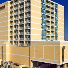 Sheraton Virginia Beach Oceanfront Hotel балкон