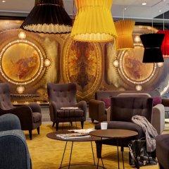 Отель Scandic Klara Стокгольм гостиничный бар