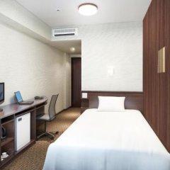 Отель Smile Hotel Hakata Ekimae Япония, Хаката - отзывы, цены и фото номеров - забронировать отель Smile Hotel Hakata Ekimae онлайн комната для гостей фото 5
