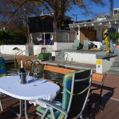 Отель AJO Apartments Beach Австрия, Вена - отзывы, цены и фото номеров - забронировать отель AJO Apartments Beach онлайн бассейн фото 2