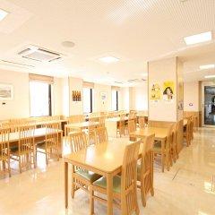 Hotel Inn Tsuruoka Цуруока питание