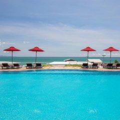 Отель D Varee Jomtien Beach Таиланд, Паттайя - 5 отзывов об отеле, цены и фото номеров - забронировать отель D Varee Jomtien Beach онлайн бассейн фото 2