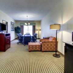 Отель Comfort Suites Vicksburg комната для гостей