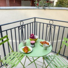 Отель Wilson Франция, Ницца - отзывы, цены и фото номеров - забронировать отель Wilson онлайн балкон